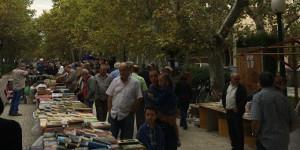 Mercat d'Antiguitats Igualada llibres - La Veu de l'Anoia - VeuAnoia.cat