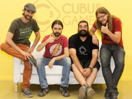 equip de Cubus Games - La Veu de l'Anoia - VeuAnoia.cat