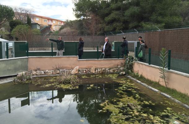 visita al CRARC Generalitat 2 - La Veu de l'Anoia - VeuAnoia.cat