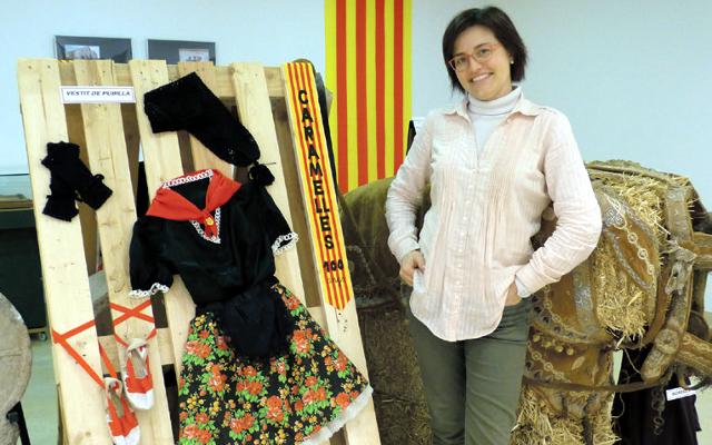 Elisa Elias Vidal caramelles Tous 2016 - La Veu de l'Anoia - VeuAnoia.cat