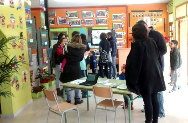 Portes obertes Joan Maragall 5mar16 - ESCOLES - La Veu de l'Anoia - VeuAnoia.cat