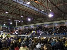 cantata escolar 2016 - Foto Arnau Garcia Garcia EMA Gaspar Camps - La Veu de l'Anoia - VeuAnoia.cat
