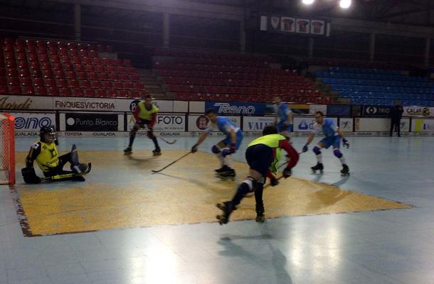 entrenament IHC 040316 - Foto A. Lodi - La Veu de l'Anoia - VeuAnoia.cat