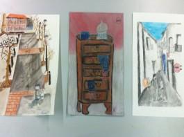 premis infantils Concurs pintura botiga al carrer 2016 - La Veu de l'Anoia - VeuAnoia.cat