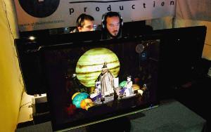 Global Produccions, realitzant la Cavalcada de Reis d'Igualada