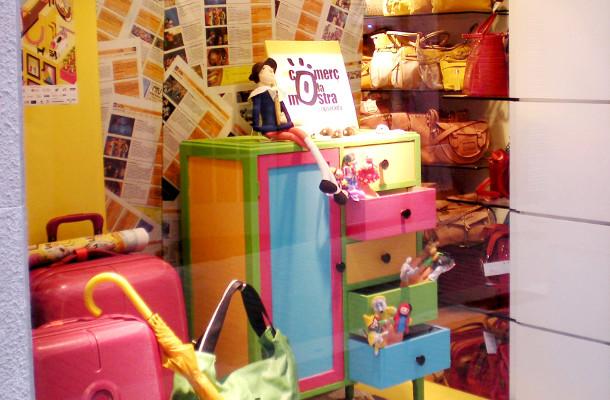 aparadors la mostra - Foto Ajuntament d'Igualada - La Veu de l'Anoia - VeuAnoia.cat