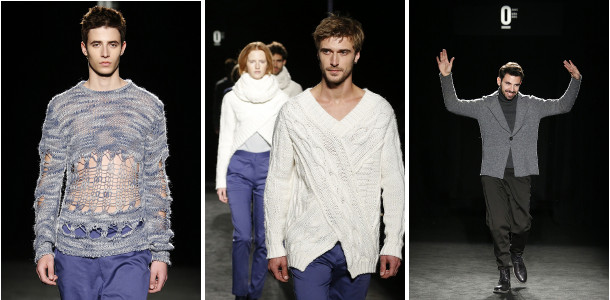 desfilada xavi grados 089 Barcelona Fashion 2016