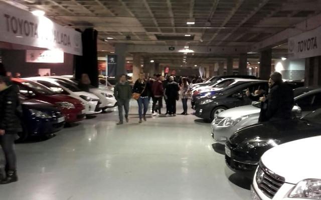 Automercat - Foto @FiraIgualada - La Veu de l'Anoia - VeuAnoia.cat