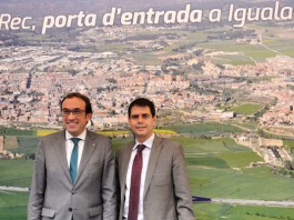 Josep Rull Marc Castells - La Veu de l'Anoia - VeuAnoia.cat