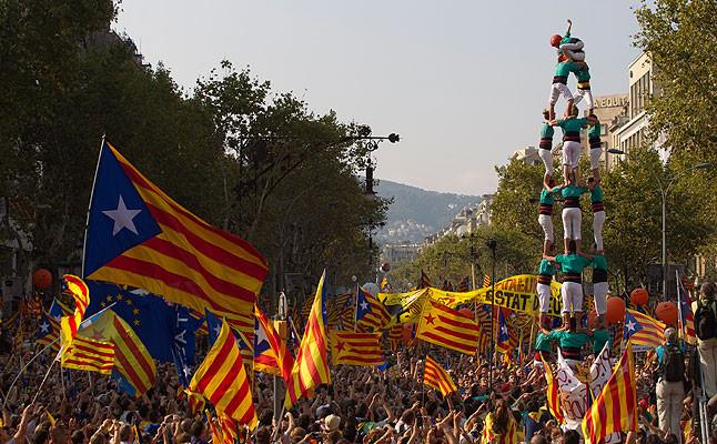 manifestacio-castellers-josep-carreras-veuanoia
