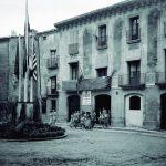 Edifici Padró – Serrals que va albergar en una planta la seu de l'AFI