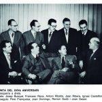 Junta 25 anys 1955