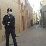 guardia civil plaça creu