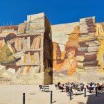Mural Homenatge a les llibreries