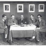 5a. Acte de Constutució de la Federación Española de Arte Fotográfico 11-04-1949.