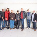 6a. La Junta actual Esquerra a dreta Caballé, Muntaner, Poch, Tomàs, Planell, Mascaró, Pérez, Dominguez i Farré